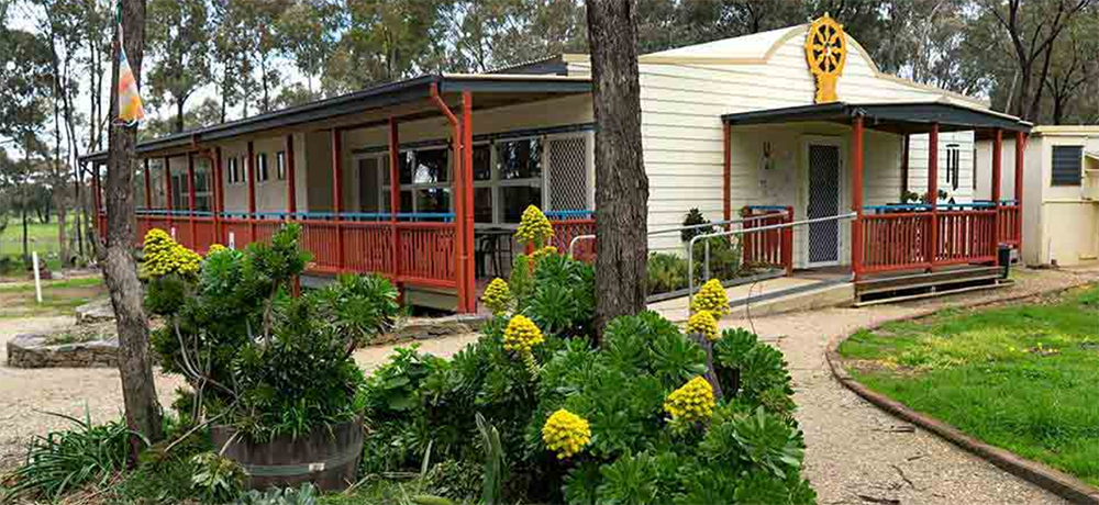 Atisha Retreat Centre Accommodation
