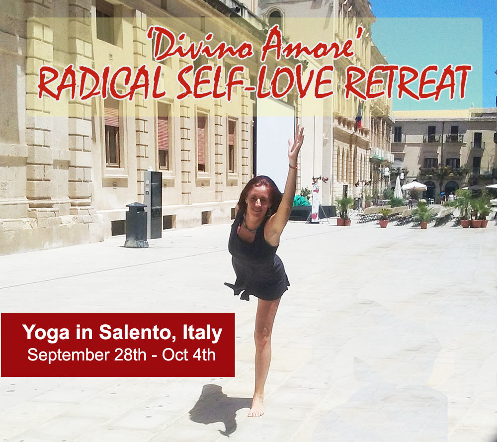 'Divino Amore', Radical Self Love, Italy